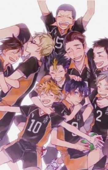 Haikyuu x volleyball player!reader - Smol_Panda_357 - Wattpad