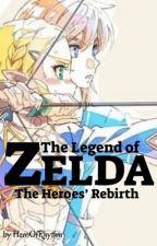 The Heroes' Rebirth   BOTW Sequel/Zelink (The Legend of Zelda) by HeroOfRhythm