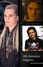 Orlando Bloom characters imagines  by coolfantasyreader