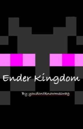 (Minecraft) The Ender Kingdom by youdontknowmeswag