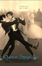 Klance: Spys Au by lover_of_books1128