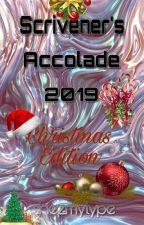 Scrivener's Accolade by shezmytype