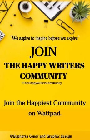 Join the Happiest Community by TheHappyWriters