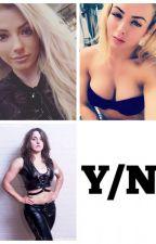 Nikki Cross, Mandy Rose and Alexa Bliss x Male Reader by BSGNetwork