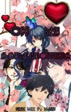 ❤Oh, my Sankai Brothers! ❤ ( Fumiya, Yuya, Shunya FANFICTION 2019) by FayeLeePNash