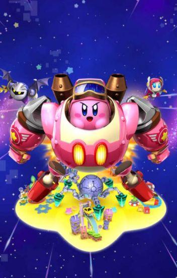 (No Ship)Kirby Right Back At Ya! Season 2: Haltmann Works Company