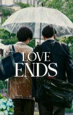 Love Ends // kookv by hxLover