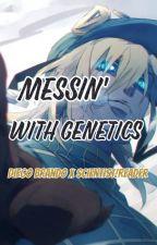 Messin' with Genetics Diego Brando x Reader LEMON by SamIsWeird69