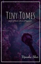 TINY TOMES by __vipasha15