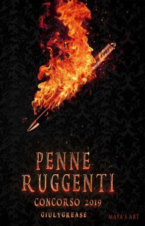 Penne Ruggenti - concorso 2019 by penneruggenti
