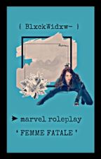 Marvel Roleplay ☾ ⋆*・゚ by LadyInquisitor12