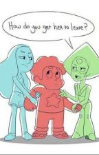 Truth or Dare with Steven, Peridot and Connie! by XxGod_StevenxX