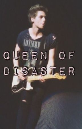 Queen Of Disaster - Luke Hemmings by magconlove27