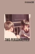 Two Personalities (Persona) by relene369
