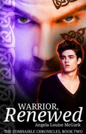 Warrior, Renewed: Book Two of the Comhairle Chronicles by ALMcGurk