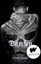 Damien  by illiteratehomebody