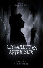 Cigarette After Sex • Larry Stylinson by getlowx