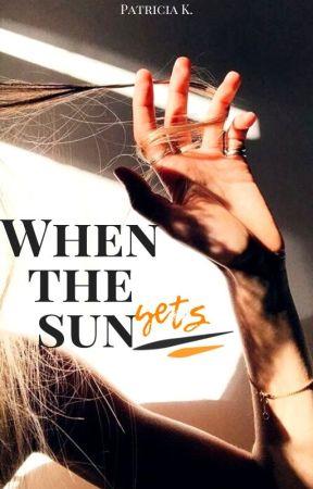 When the Sun Sets by bourbonvanilla