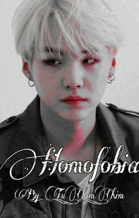 Homofobia *Yoonmin* by Tu_chim_chim
