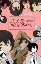 images of Dazai Osamu by lydiadeeetz