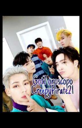 Got7 oroscopo  by CreepyPirate21