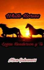 White Horses (Logan Henderson y Tu) by Mica-Galeano16