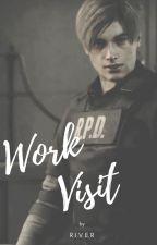 Work Visit by LokiTheFox