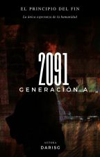 2091 Generación A #PremiosShadow2019 by DariSG