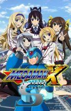 Megaman X Stratos by JoestarGhoulZ