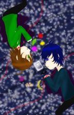 Secret (SoraMafu/UraSaka) by SmalBean