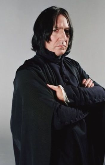 Try These Severus Snape X Male Student Reader {Mahindra Racing}
