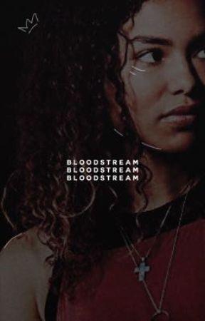 BLOODSTREAM.  (  resident evil 2  ) by astromedas