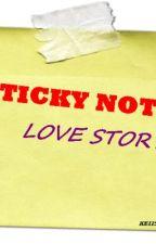 Sticky Note (one shot story) by KeiiStar