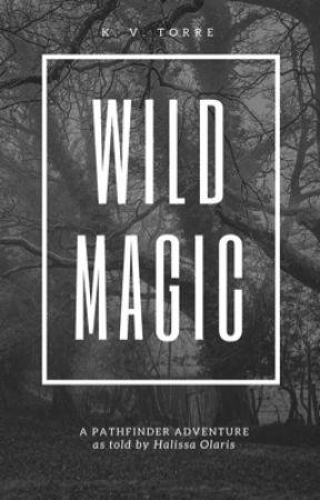 Wild Magic by kvTorre