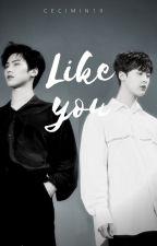 Like You ♥ RockSan by CeciGonzlez3
