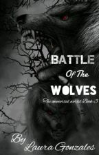 Battle Of The Wolves by laura681