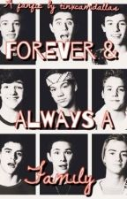 Forever and Always a Family // A Magcon Fanfic by tinxcamdallas