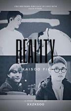 Reality by xxzksoo