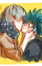 That boy next door  (tododeku) by todoxdekuuuuu