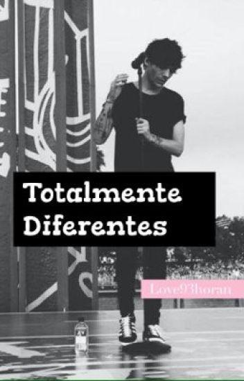 =TOTALMENTE DIFERENTES=LOUIS Y ___: =Terminada=