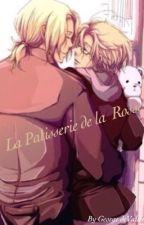La Patisserie de la Rosse by Illiterate_Writer