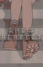 || She's Perfect || BNHA x OP! Reader || by mxmxbird
