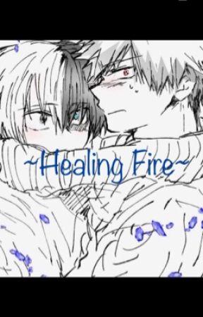 ~Healing Fire~       (BakuTodo) (OmegaVerse) by Alaphix