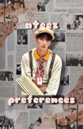 ateez preferences by ariidel