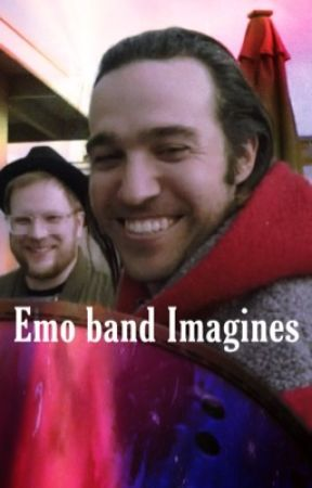 Emo band Imagines [REQUESTS OPEN] by StayFrostyPete