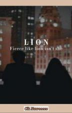 Lion by CikNaweeeee