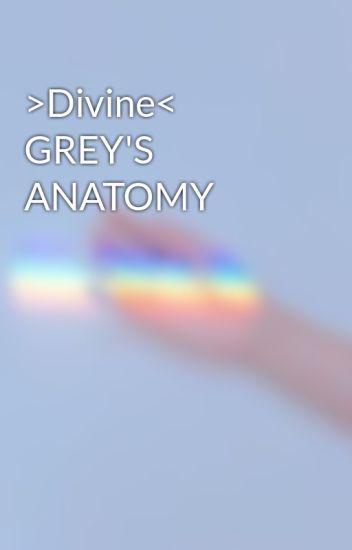 >Divine< GREY'S ANATOMY