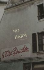 NO HARM   B BARNES by -patronus
