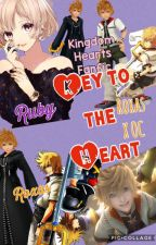 Key to the Heart - A Kingdom Hearts Fanfic! by ThunderbirdQueen
