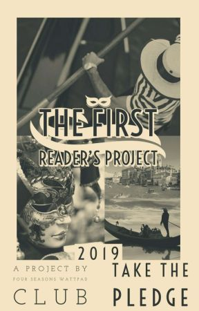 The First Readers Project [#TakethePledgeFR] by FourSeasonsClub